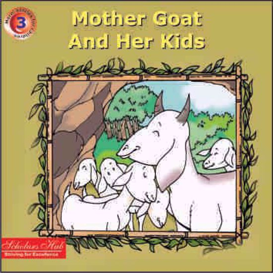 Mother Goat And Her