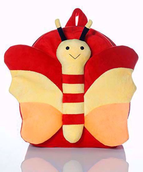 Baby Butterfly Bag Red