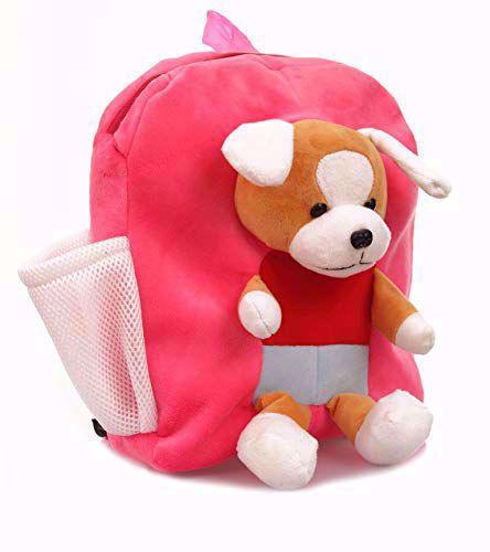 Baby Dress Dog  Dark Pink