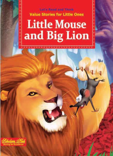 Little Mouse And Big Lion