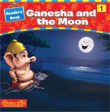 Ganesha And The Moon