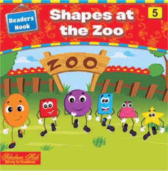 Shapes At The Zoo