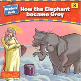 How The Elephant became Grey