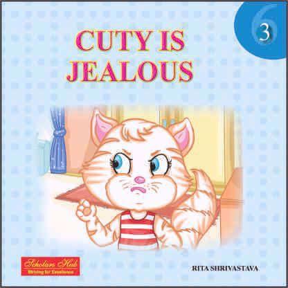 Cuty is jealous