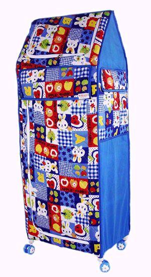 Toy Box Rabbit Blue