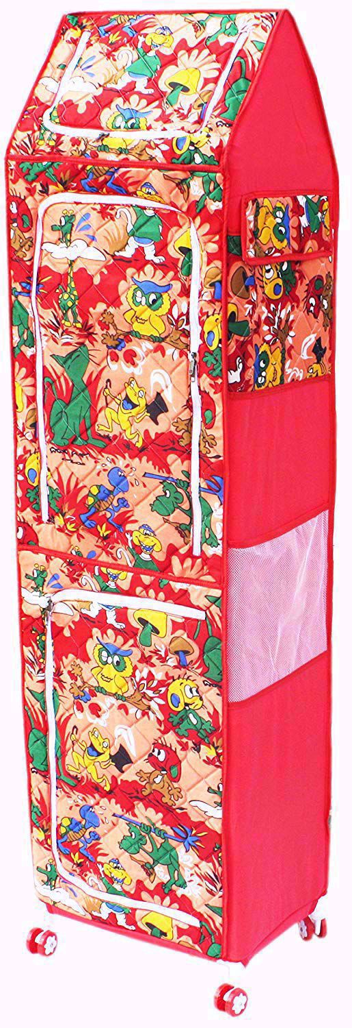 Baby Toy Box Jungle Red