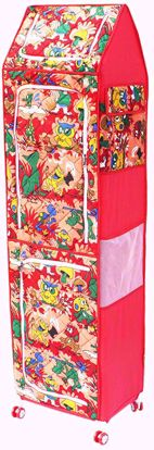 Picture of Toy Box Jungle (Red) -7T