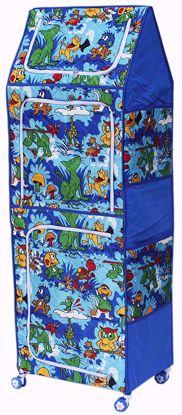 Picture of Hugo Jungle (Blue)-6T