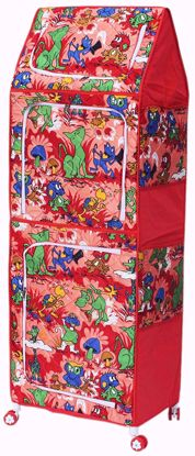 Picture of Hugo Jungle (Red)-6T