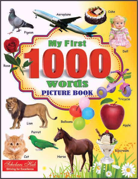 My First 1000 Words Book