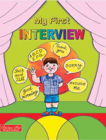My First Interview Book
