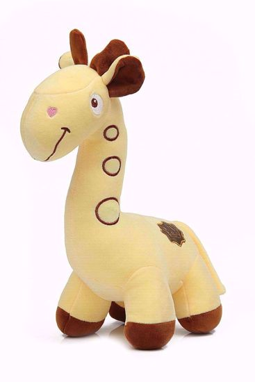 Picture of Giraffe Yellow