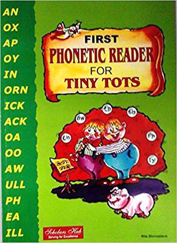 Phonetic Reader Book