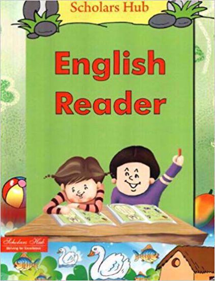 English Reader Book
