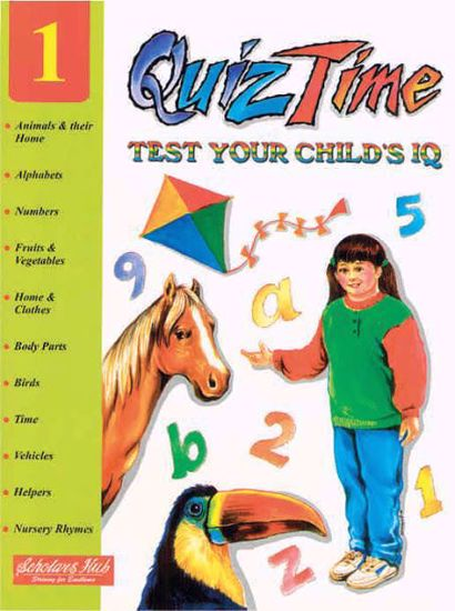 Quiz Time Book