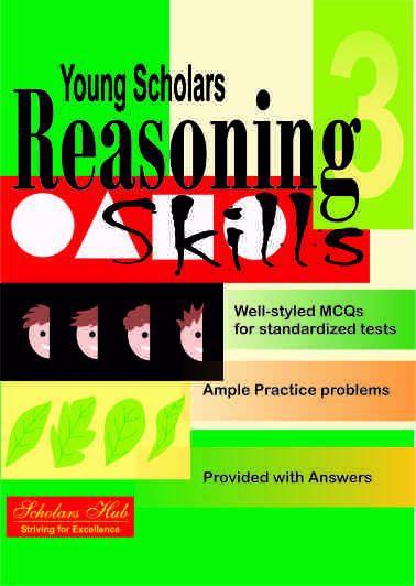 Young Scholars Reasoning Skills Three Book