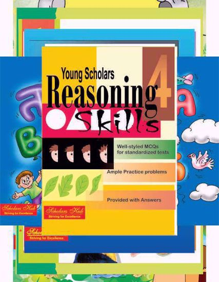Young Scholars Reasoning Skills Book Four