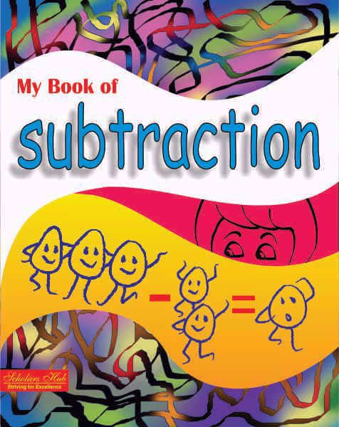 Subtraction Book