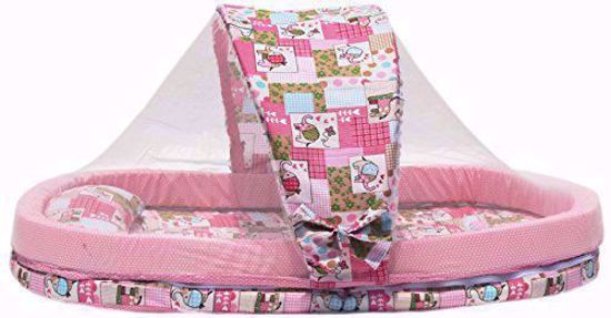 Baby Mattress Pink