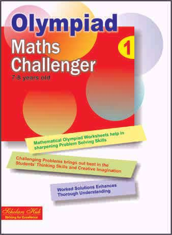 Olympiad Maths Challenger One Book