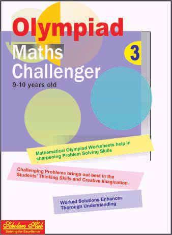 Olympiad Maths Challenger Three Book