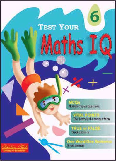 Maths IQ Six Book