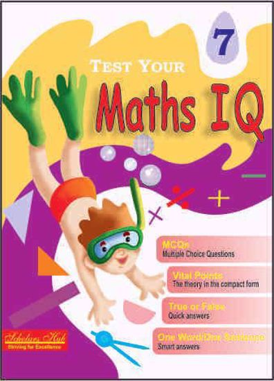 Maths IQ Seven Book