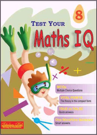 Maths IQ Book 8