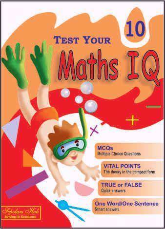 Maths IQ Book Ten