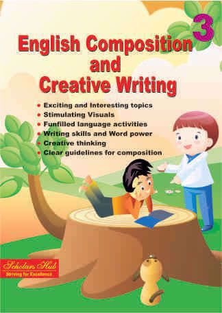 English Composition Three Book