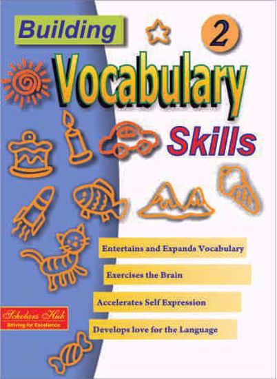 Vocabbulary Skills Two Book