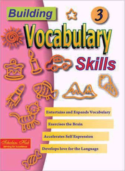 Vocabbulary Skills Three Book