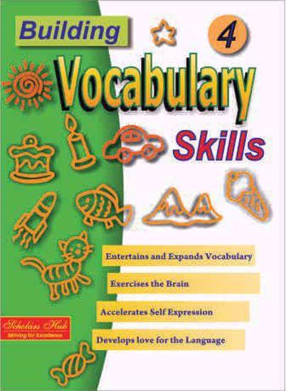 Vocabbulary Skills Book Four