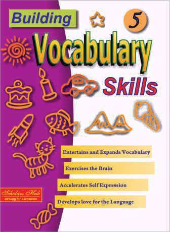 Vocabbulary Skills Book Five