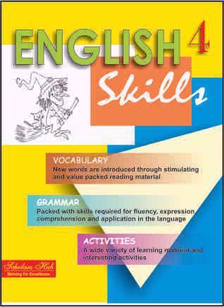 English Skills Book Four