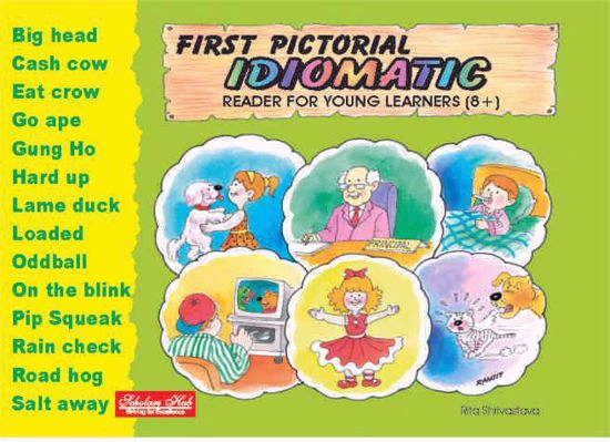First Pictorial Idiomatic Book  part-one