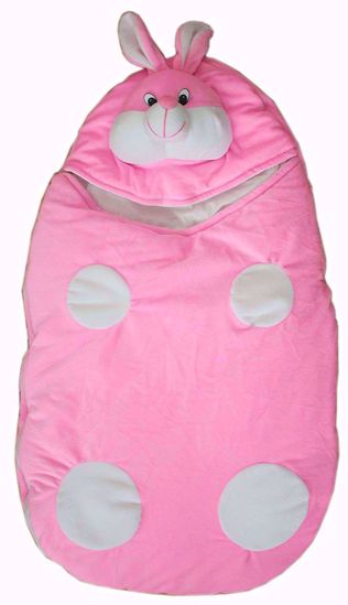 Baby Seeping Bag Pink