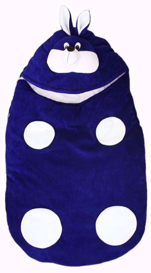 Baby Kids Sleeping Bag Blue