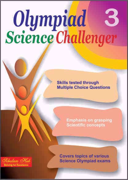 Olympiad Science Challenger Book Three
