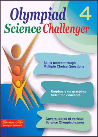 Olympiad Science Challenger Book Four