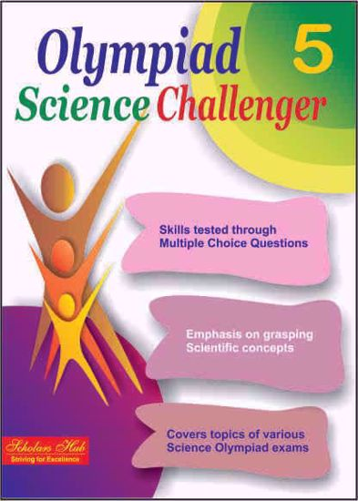 Olympiad Science Challenger Book Five