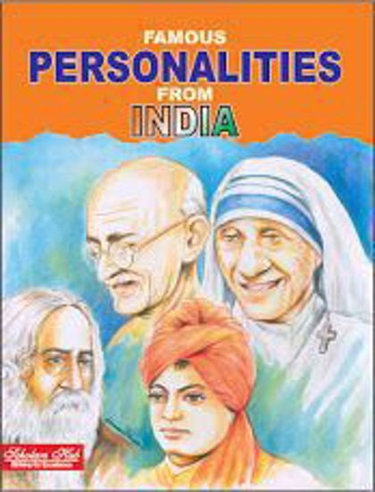Famous Personalities From India Book