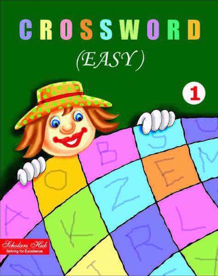 Cross Word Easy Book