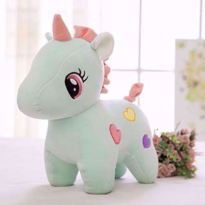 Picture of Unicorn -green