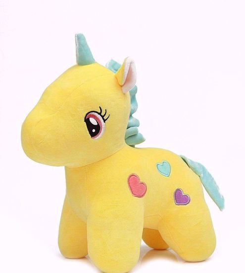 Picture of Unicorn -yellow