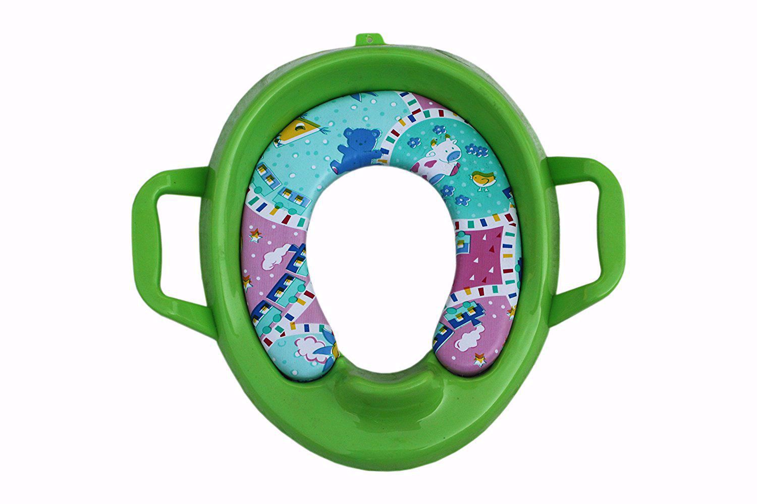 Baby Potty Trainer Green