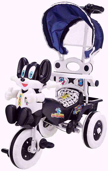 Baby  Parental Tricycle-N.B