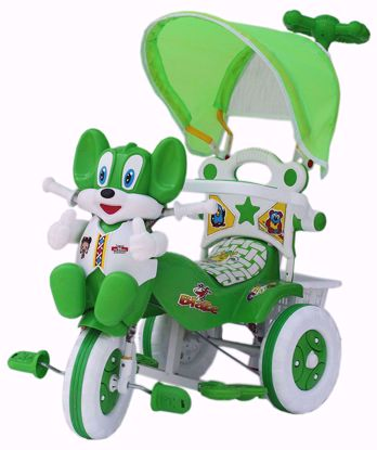Picture of Tricycle Parental - Green