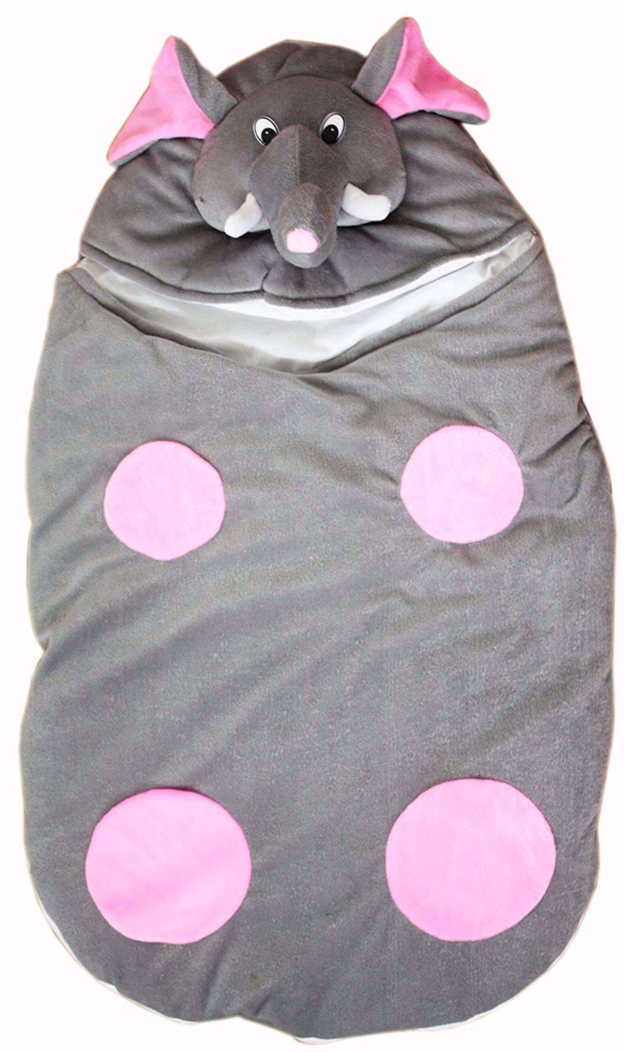 Baby Seeping Bag Grey