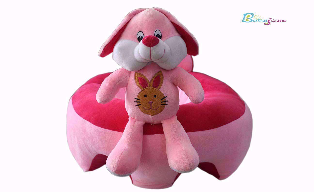 Baby Sofa Bunny Pink
